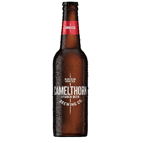 Camelthorn Brewing Co. Urbock 330ml