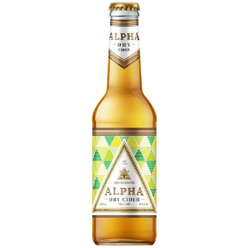 Alpha Dry Cider 340ml