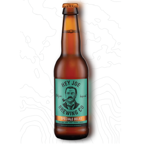 Hey Joe Brewing Co. Belgian Pale Ale 340ml