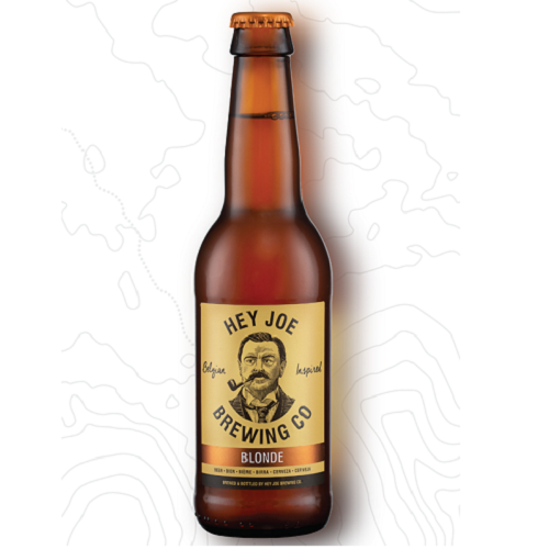 Hey Joe Brewing Co. Blonde 340ml