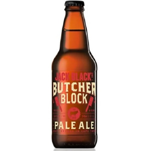 Jack Black's Butcher Block Pale Ale 340ml