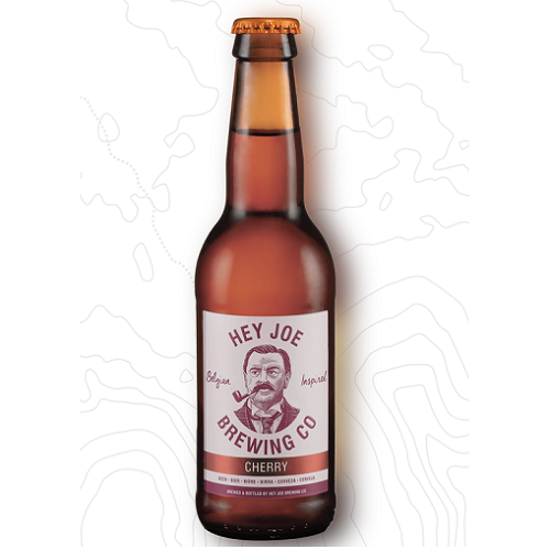 Hey Joe Brewing Co. Cherry 340ml