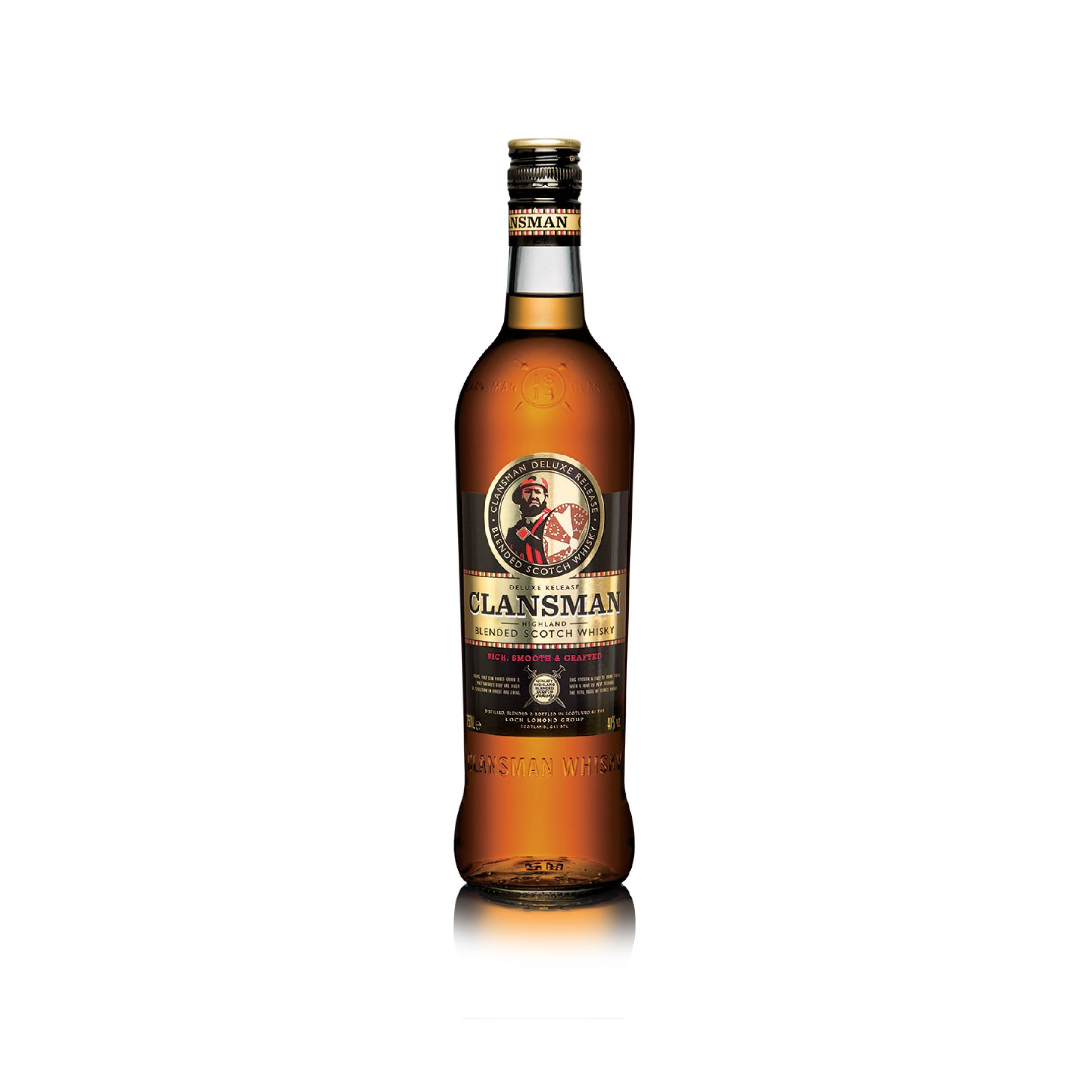 Clansman Blended Scotch Whisky 750ml