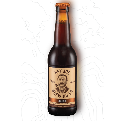 Hey Joe Brewing Co. Belgian Dubbel 340ml