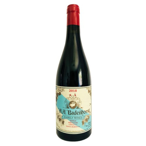 AA Badenhorst Family Wines Red Blend 2018 - 750ml