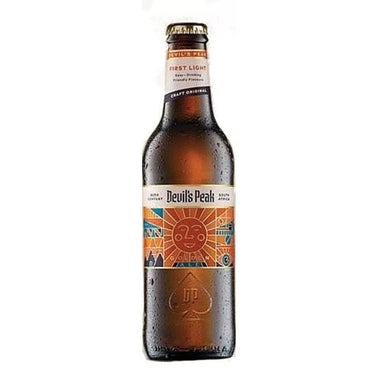 Devil's Peak First Light Golden Ale 330ml
