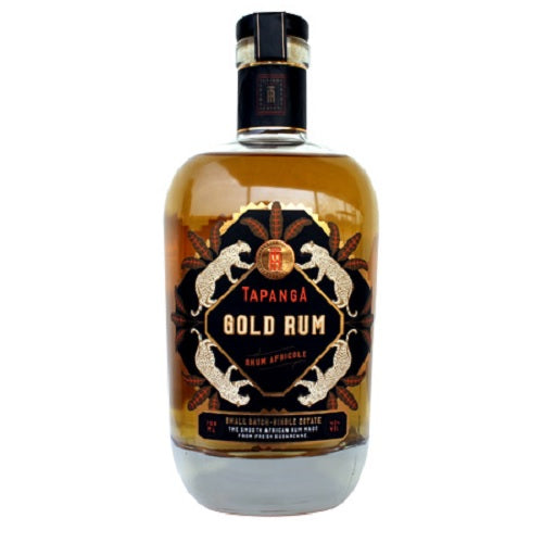 Tapanga Gold Rum 750ml