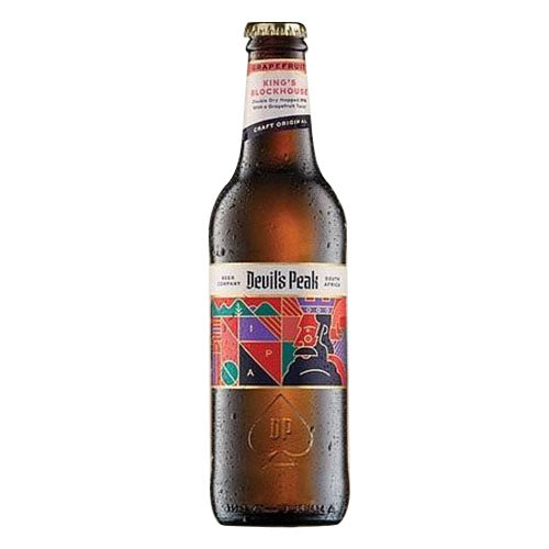 Devil's Peak King's Blockhouse Grapefruit IPA 330ml
