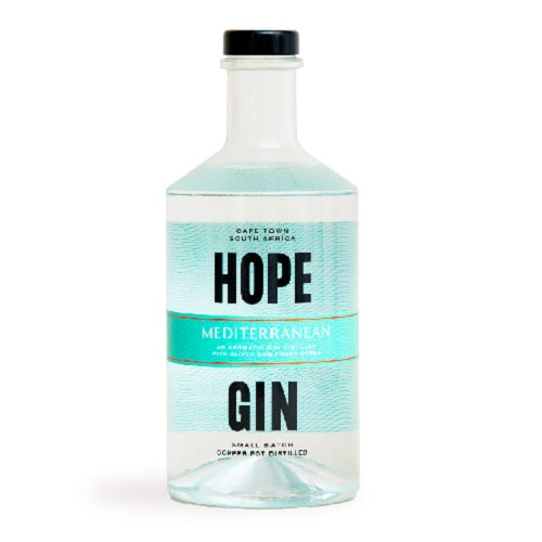 Hope on Hopkins Mediterranean gin 750ml
