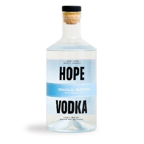 Hope on Hopkins Small Batch Vodka 750ml