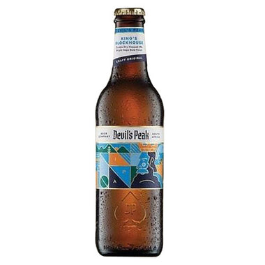 Devil's Peak King's Blockhouse IPA 330ml