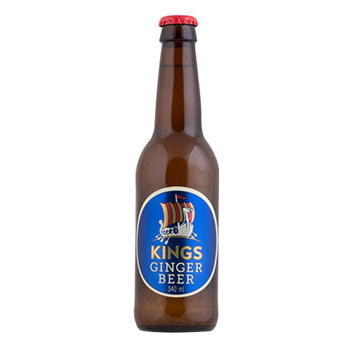 Dragon Fiery Kings Non Alcoholic Ginger Beer 340ml