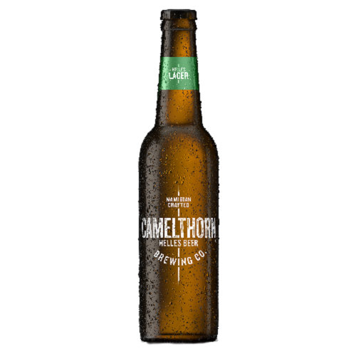 Camelthorn Brewing Co. Helles Lager 330ml