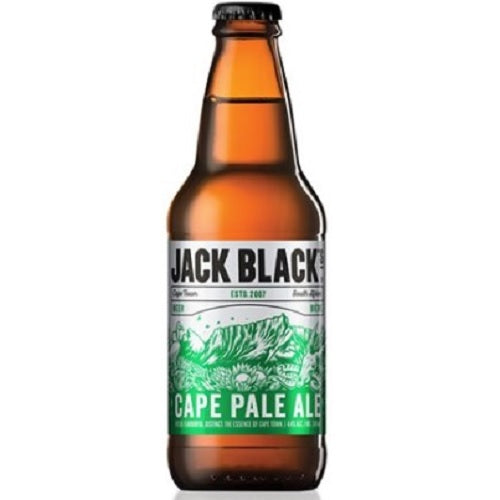 Jack Black's Cape Pale Ale 340ml