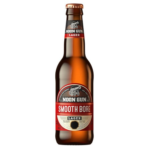 Noon Gun Smooth Bore Lager 340ml