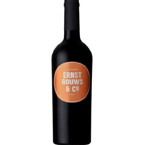 Ernst Gouws & Co Shiraz 750ml