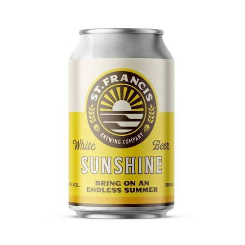 St. Francis Sunshine Can 330ml