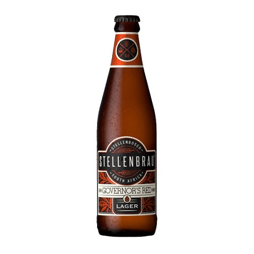 Stellenbrau Governors Red Rooibos Lager 440ml