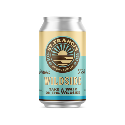 St. Francis Wildside IPA Can 330ml