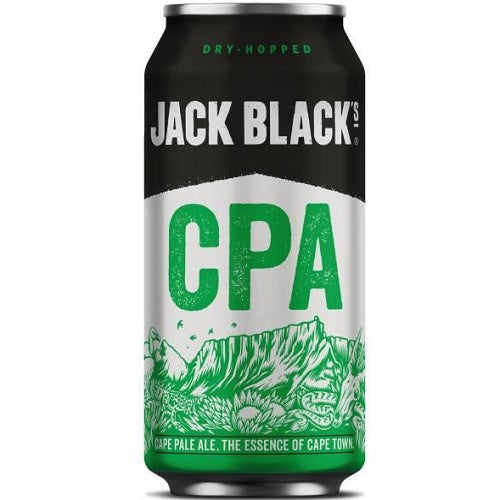 Jack Black's Cape Pale Ale Can 440ml