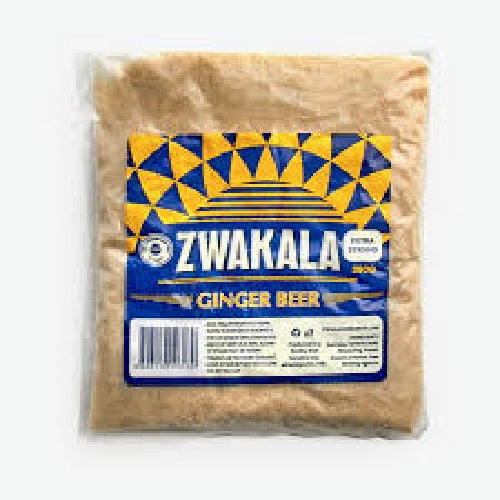 Zwakala Ginger Beer Packet 390g