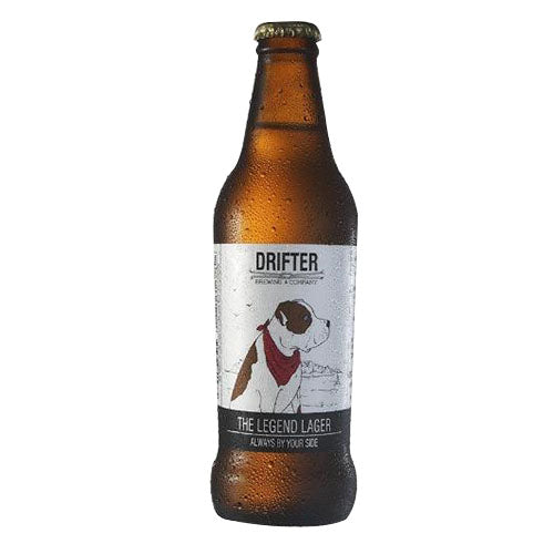 Drifter Legend Lager 330ml