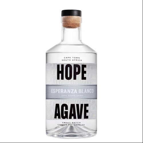 Hope on Hopkins Esperanza Blanco Agave Spirits 500ml