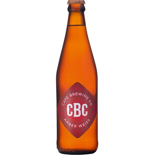 CBC Amber Weiss 440ml