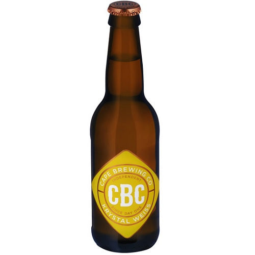 CBC Crystal Weiss 340ml