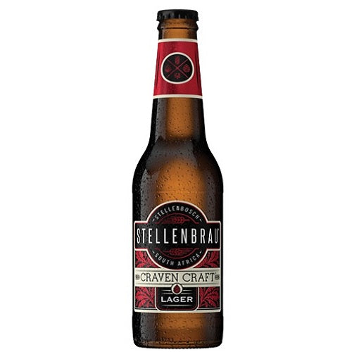 Stellenbrau Craven Craft Lager 330ml