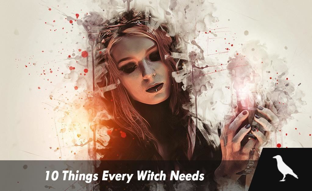 10 Things Every Witch Needs
