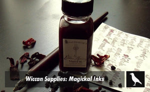 Wiccan Supplies: Magickal Inks
