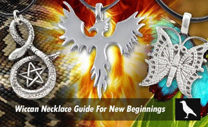 Wiccan Necklace Guide For New Beginnings