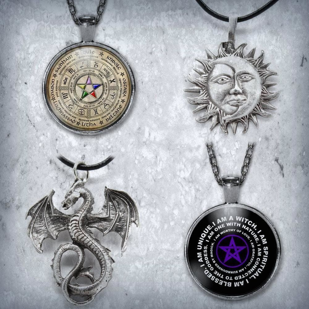 Join the Moonlight giveaway and win a necklace of YOUR choice from The Moonlight Shop!