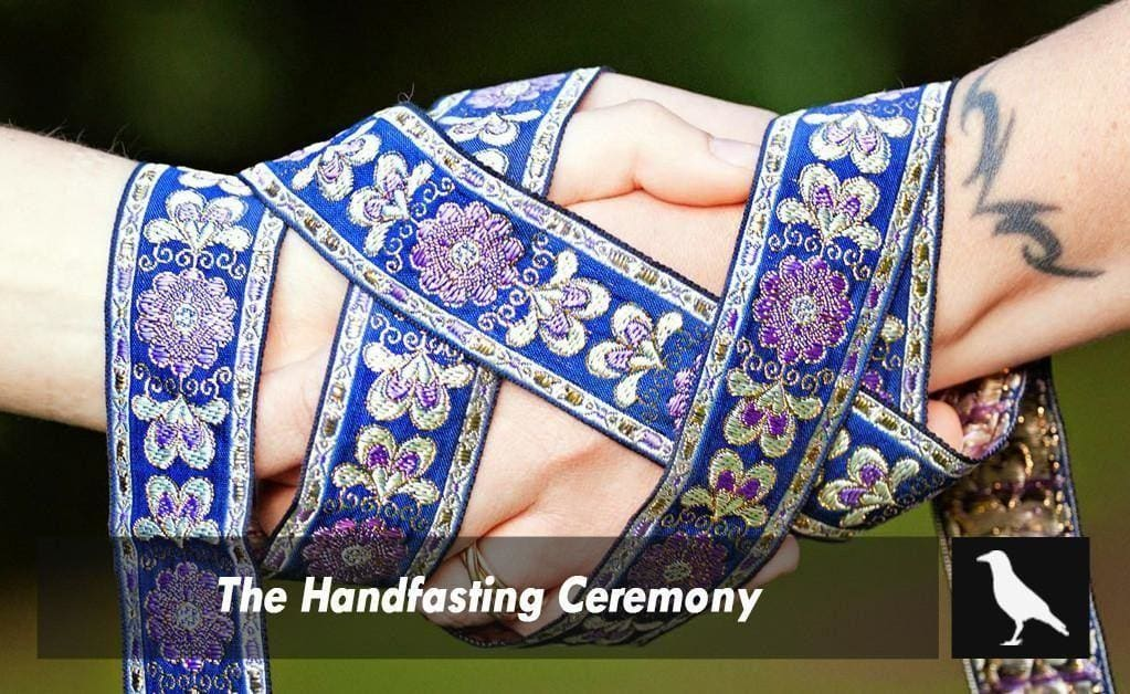 The Handfasting Ceremony