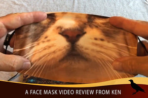 A Face Mask Video Review From Ken