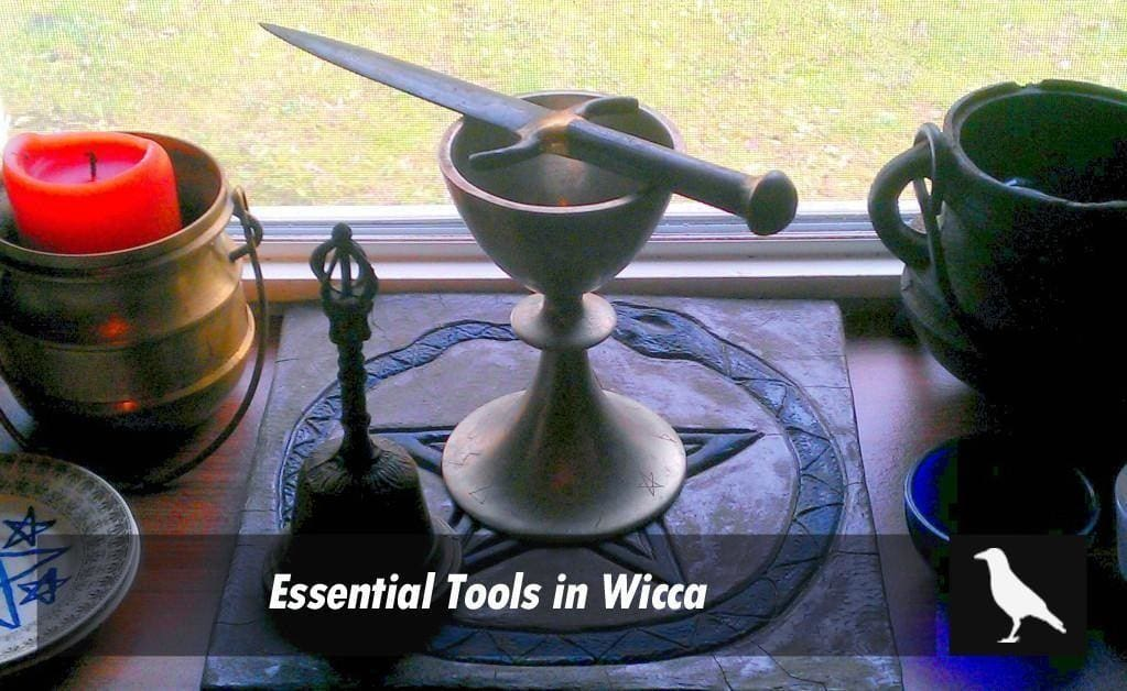 Essential Wiccan Supplies and Tools