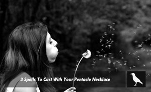 3 Spells To Cast With Your Pentacle Necklace