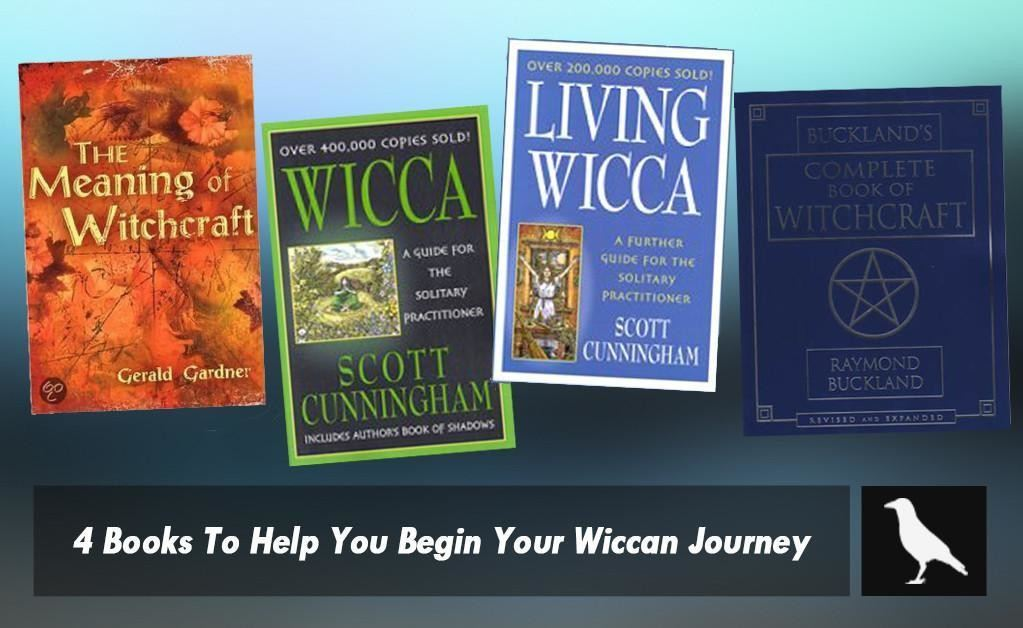 4 Books To Help You Begin Your Wiccan Journey
