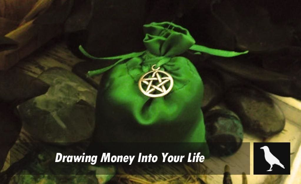 A Mojo Bag And Simple Money Spell To Draw Money Into Your Life