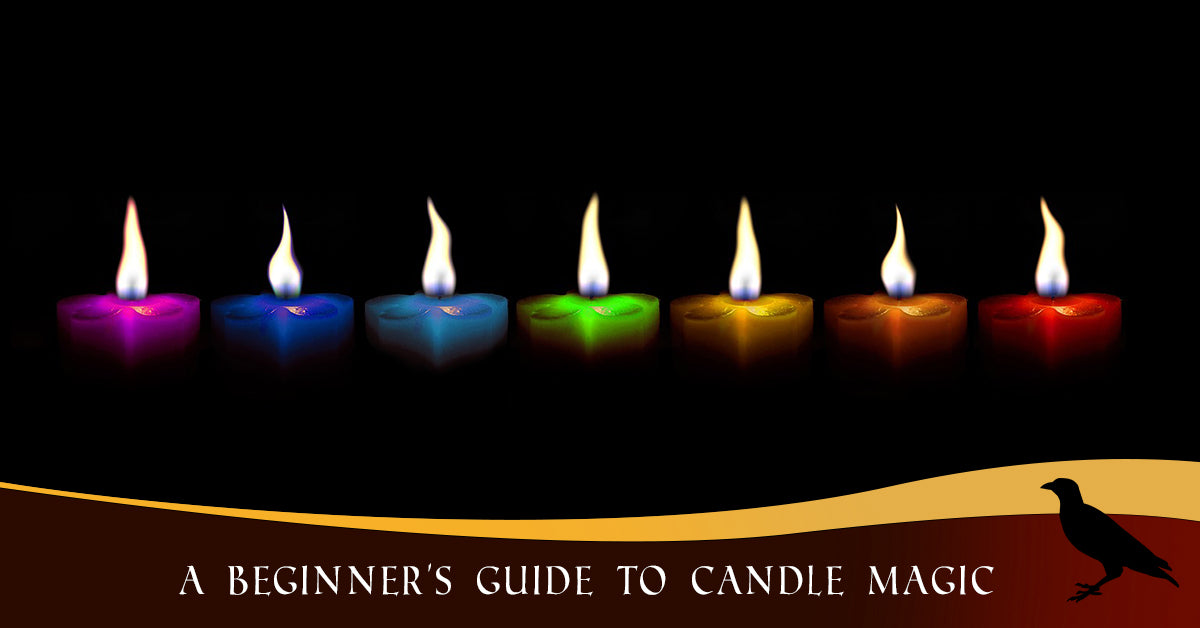 A Beginner's Guide To Candle Magic