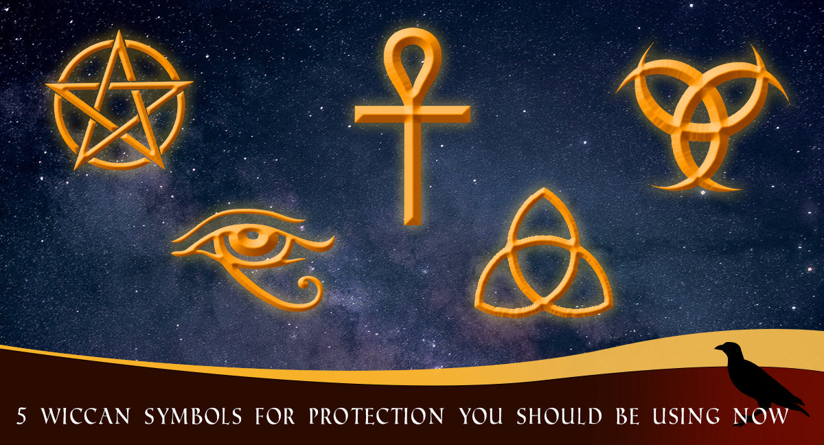 5 Wiccan Symbols For Protection You Should Be Using Now
