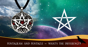 Pentagram and Pentacle — What's the difference?