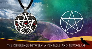 The Difference Between A Pentacle And Pentagram