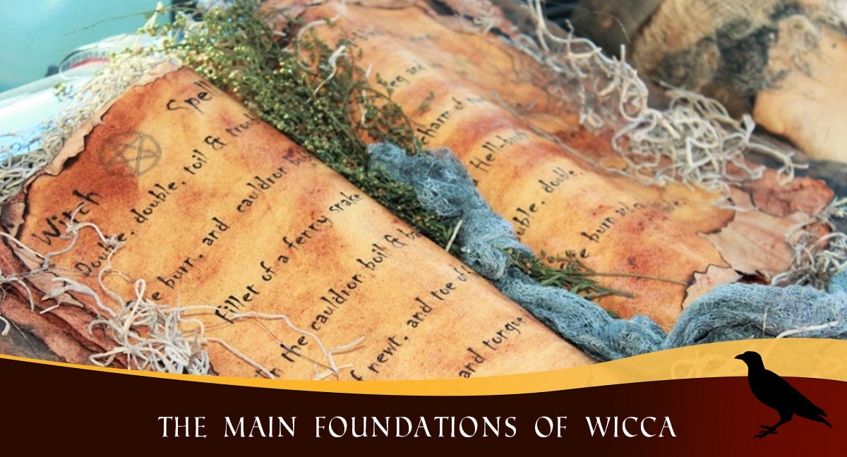 The Main Foundations Of Wicca