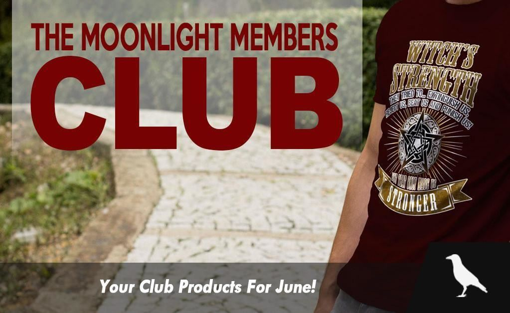 All You Dragon-Loving Club Members Will Enjoy Your Club Products For June!