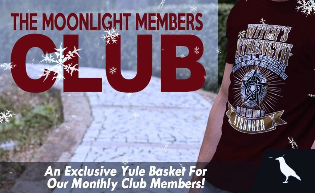 An Exclusive Yule Basket For Our Monthly Club Members!
