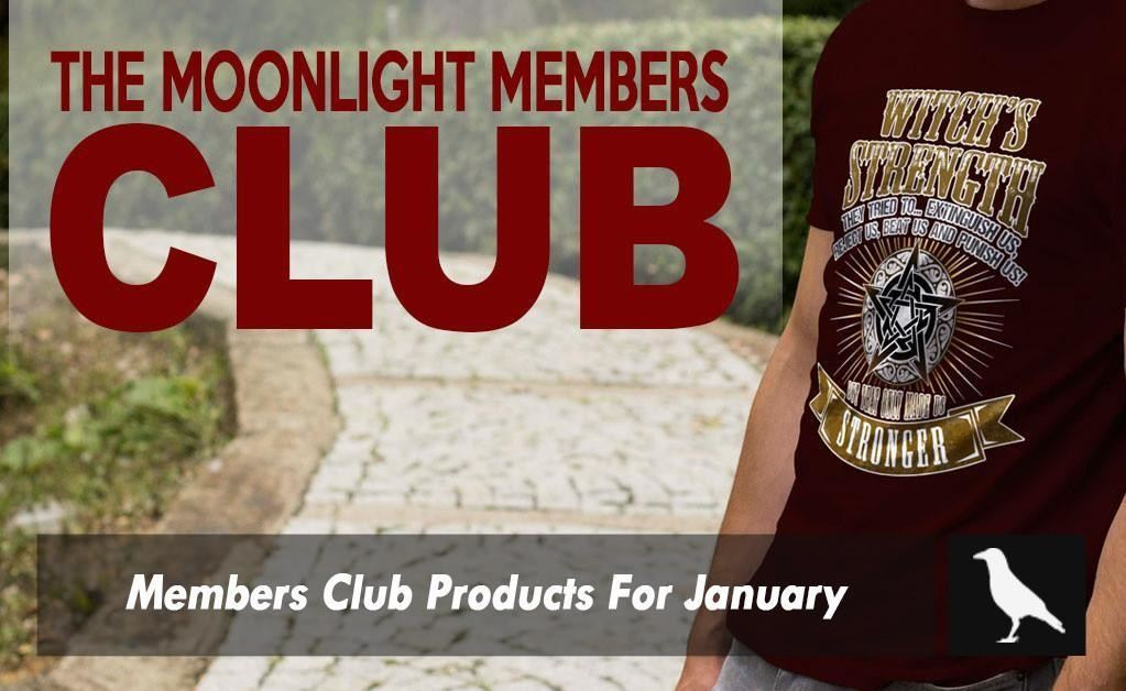 Be a Part of The Moonlight Membership Club and Get Goodies Every Month!
