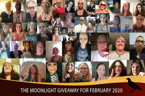 The Moonlight Giveaway for February 2020