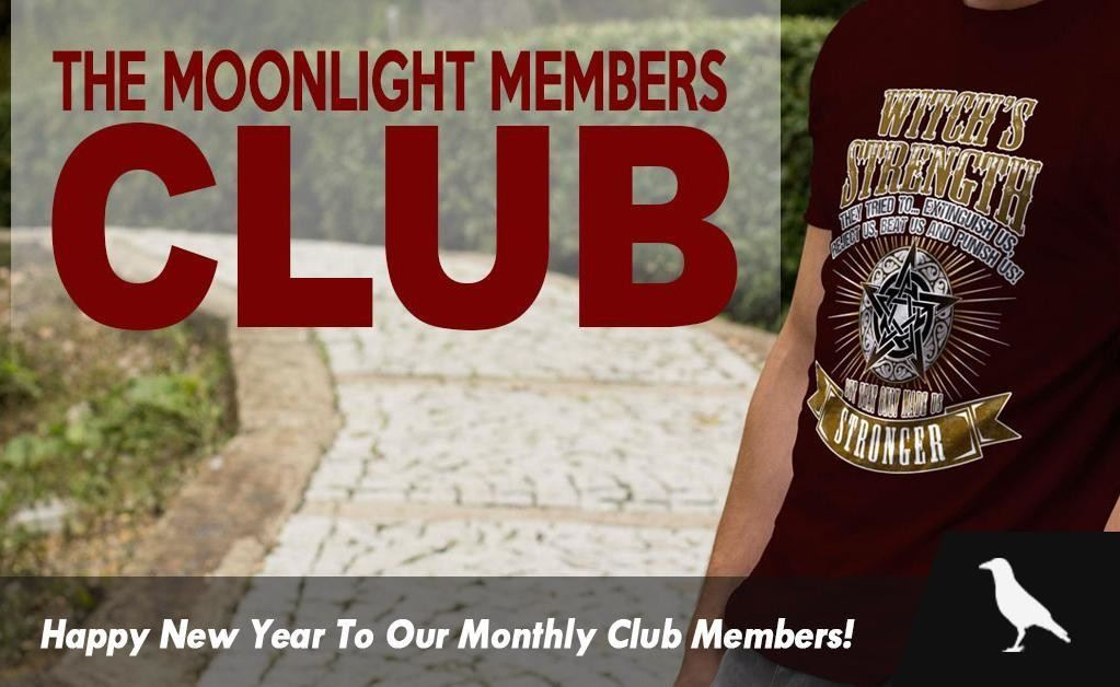 Happy New Year To Our Monthly Club Members!